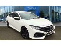 2017 Honda Civic 1.0 VTEC Turbo SR 5dr **1 Owner, Full Service History, Adaptive