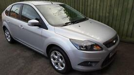 Ford Focus 1.8 Zetec 2010. WARRANTY. GOOD SPEC - SEE DESCRIPTION.