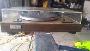 Nice sears turn table record player