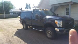 Fisher plow and F250 XL