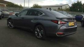 2020 Lexus ES SALOON 300h 2.5 F-Sport 4dr CVT Auto Saloon Petrol/Electric Hybrid
