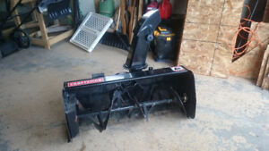 """Craftsman Compact 2 Stage Snowblower 40"""" with Electric Lift"""