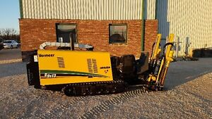 2014 Vermeer D9x13 S3 Directional Drill For Sale