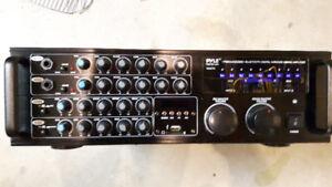 DJ Karaoke Mixer, 2000 watt