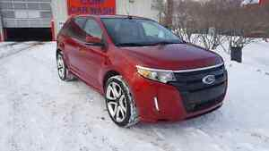 2013 Ford Edge Sport fully loaded. Lowest price on kijiji