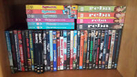 MULTIPLE DVD's AND SEASONS FOR SALE