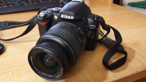 Nikon D40x Digital Camera Kit with Nikon 18-55mm Lens