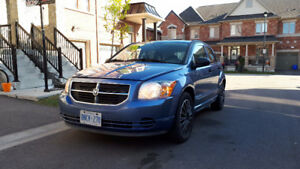 2007 Dodge Caliber. New winter tires with new rims included!