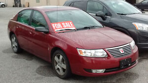 2007 Saturn ION Ion.3 Uplevel Sedan