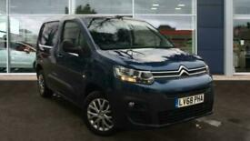 2018 Citroen Berlingo 1.6 BlueHDi 1000 Enterprise M SWB EU6 (s/s) 5dr Panel Van