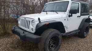 2015 2dr jeep wrangler for sale