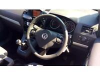 2014 Vauxhall Zafira 1.8i Design 5dr Manual Petrol Estate