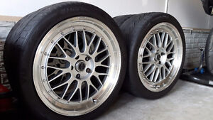 "19"" Linea Corse - Lemans Rims & Tires - Mustang or 350Z Kingston Kingston Area image 8"