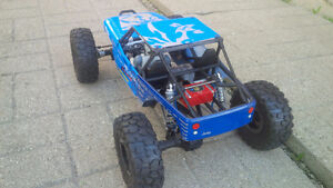 new axial wraith , modded and super clean....rc scx10 Kitchener / Waterloo Kitchener Area image 2