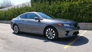 ACCORD ACCORD COUPE - EX-L/CUIR/GPS - COMME NEUVE