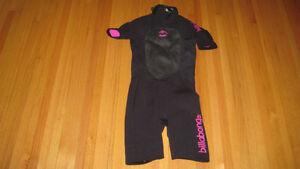 billabong wetsuit women's