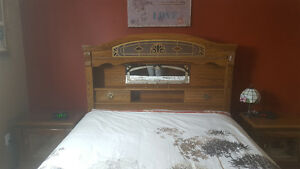 6 pcs. Bedroom suite for sale Price REDUCED