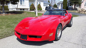 1980 Chevrolet Corvette Coupé (EXCHANGE possible)