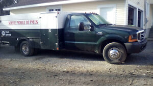 2002 Ford F-350 Autre