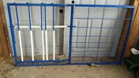 Goat and sheep Creep Gate 65 inches long like new