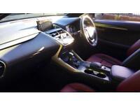 2015 Lexus NX 300h 2.5 F-Sport 5dr CVT with Automatic Petrol/Electric Estate