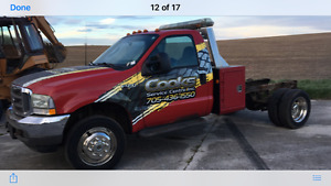2004 Ford F-450 XLT Coupe (2 door)