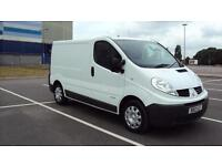 Renault Trafic 2.0dCi ( EU5 ) ( Eco ) SL27 Phase 3 ( Sat Nav ) SL27dCi 115