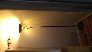 Pair of Living room lamps