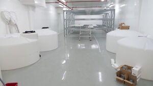 Polished Concrete, Epoxy Flooring  Stratford Kitchener Area image 5