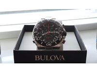 Bulova Men's UHF Precisionist Chronograph Watch Free Delivery