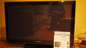 Panasonic 42'' Plasma TV,  Sony Home Theater