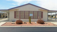 6 MONTHS FREE RENT and PRICED RIGHT Manufactured Home Yuma