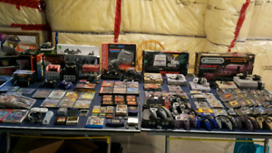 Retro Video Gaming Items [NES.SNES.N64.NGC.SEGA] Etc