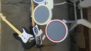 Complete Rock Band Set for Nintendo Wii
