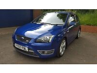 2007 FORD FOCUS ST-3 2.5L PETROL 250*BHP ++2 KEYS++JUST SERVICED++12 MONTHS MOT++LOW MILES++LEATHER+