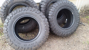 Toyo M/T Open Country
