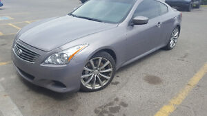2008 Infiniti G37S Coupe (2 door) - Standard/Manual Transmission