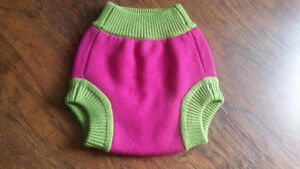 Wool Diaper Cover