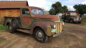 1947 Ford Western Truck