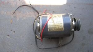 EMERSON 1/3 HP Electric Motor