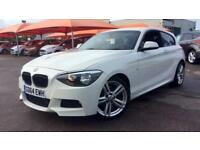 2015 BMW 1 Series 125i M Sport 3dr (F20) Manual Petrol Hatchback