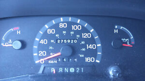 2003 Ford E-Series Van White Other