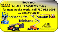 BOOK YOUR LIFT SYSTEMS TODAY