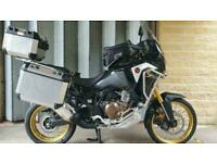 Honda CRF1100A2-L Africa Twin Adventure Sport, 2020, 2,998 Miles, Immaculate