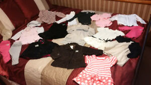 Toddler Girls size 12-18 months clothes