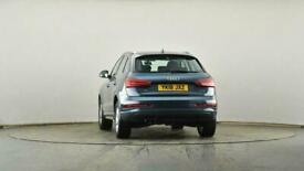 2018 Audi Q3 1.4T FSI Sport 5dr S Tronic Auto Estate petrol Automatic