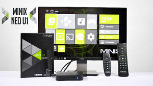 Minix Neo U1 Highly Rated Android Kodi TV Box Fully Programmed!!