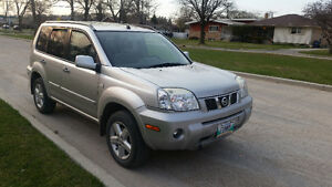 2006 Nissan X-trail Awd SUV, Crossover