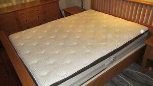 QUEEN SIZE SIMMONS BEAUTYREST MATTRESS FOR SALE.