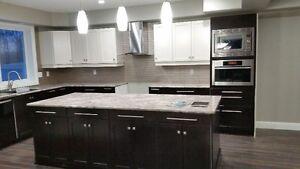 NEW Walkout ravine 1000sq basement suite 1br+den 2 bath Edmonton Edmonton Area image 1